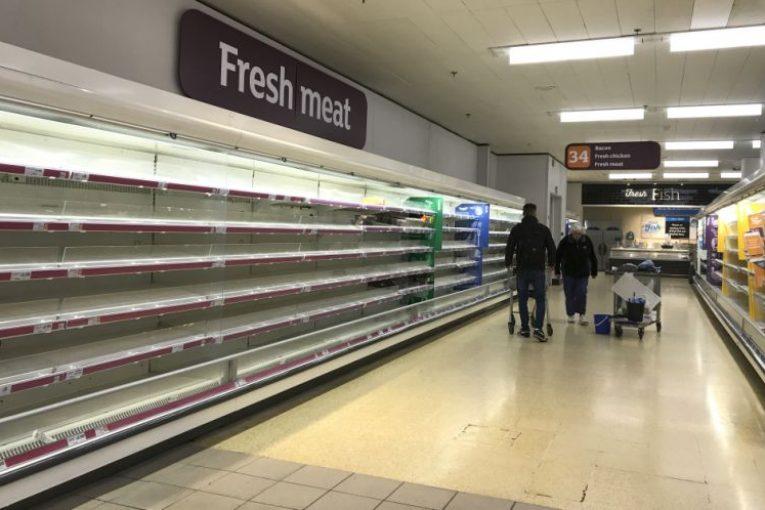 دلیل هجوم مردم به فروشگاه ها