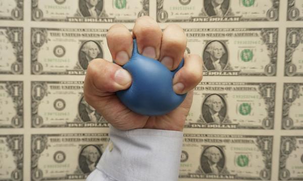ترس از پول