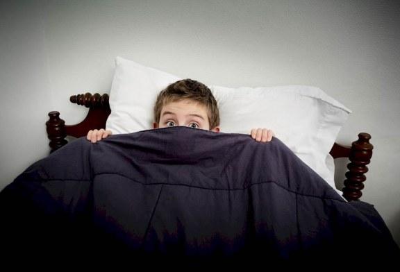 علل ترس شبانه کودک و راه حل آن