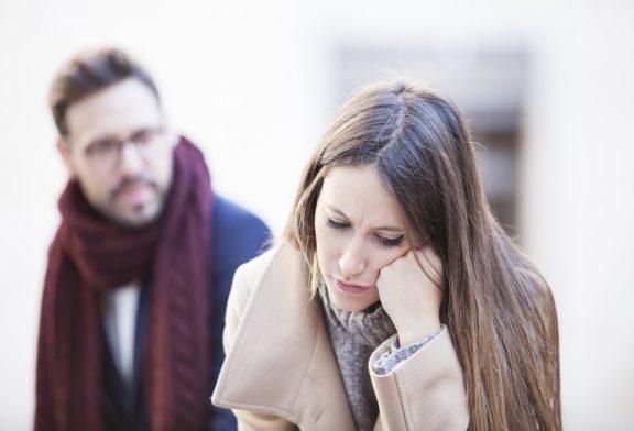 ده نشانه یک رابطه سمی