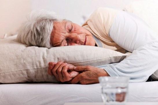 رابطه کیفیت پایین خواب عمیق با ابتلا آلزایمر