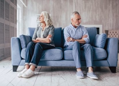 رفتار مناسب با همسر بازنشسته