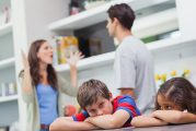 تاثیر دعوای والدین بر سلامت روان و رشد کودکان