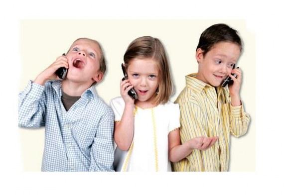 موبایل برای کودکان خوب یا بد