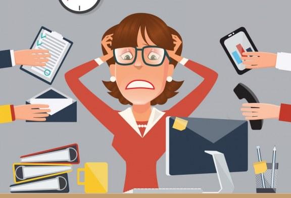 ۸ روش کاربردی غلبه بر استرس