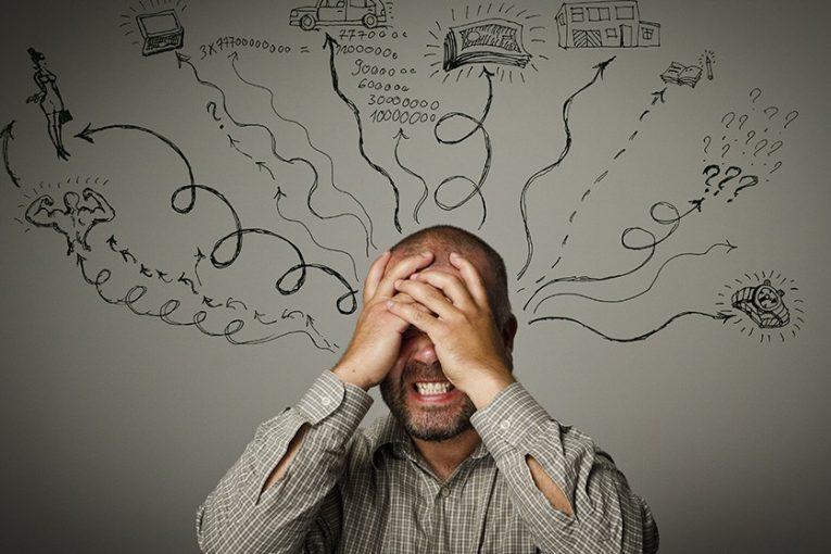 راهکارهایی برای کاهش اضطراب