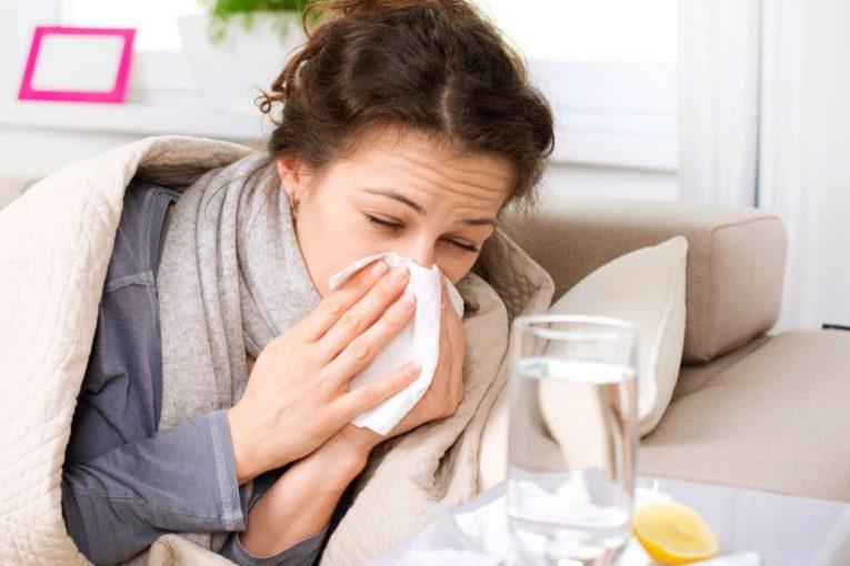 بدتر شدن سرماخوردگی
