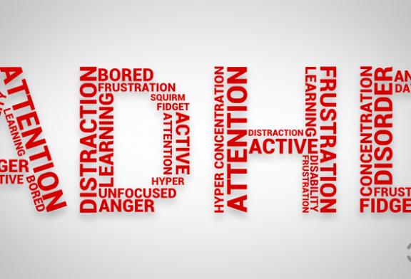 بیش فعالی ADHD