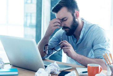 ۱۰ آسیب که استرس به بدن میرساند