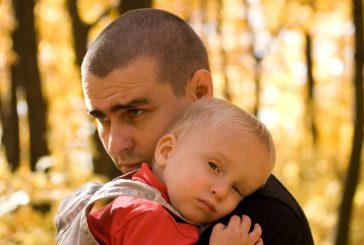 تاثیر افسردگی پدران بر کودکان