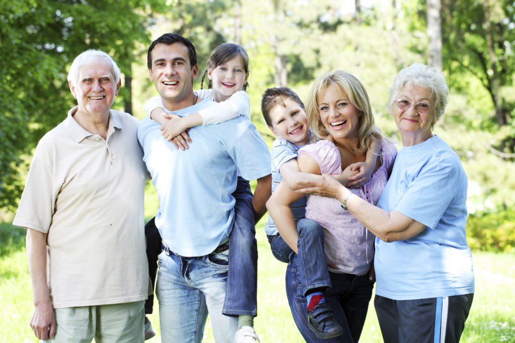 عادت های یک خانواده سالم