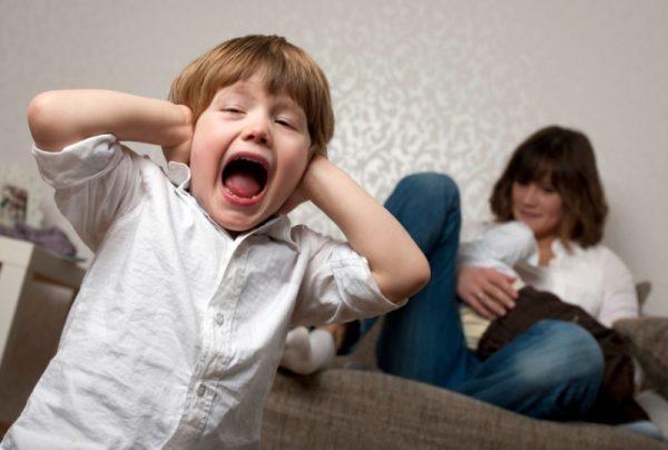 بد دهنی کودک