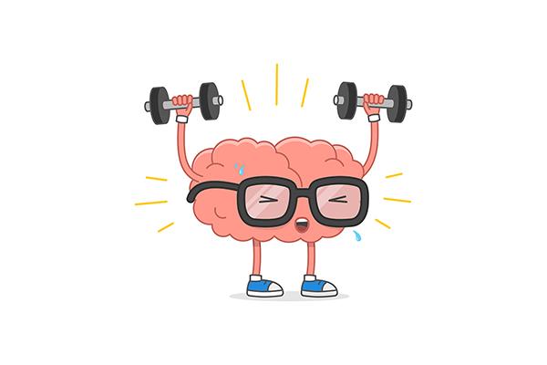 مغز فرد حرفه ای