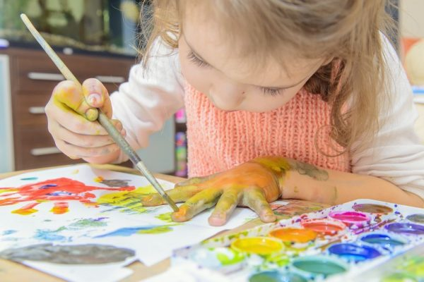 تفسیر نقاشی کودک