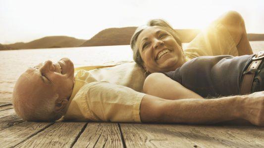 زندگی با همسر بازنشسته