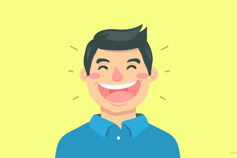 نقش خنده در سلامت روان