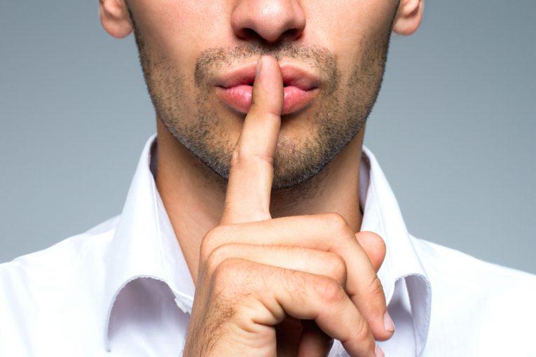 پنهان کردن راز از همسر