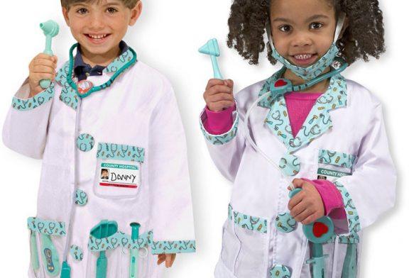 با دکتر بازی بچهها چه طور رفتار کنیم؟