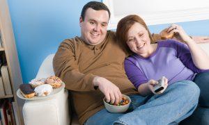 ترقیب همسر به کاهش وزن