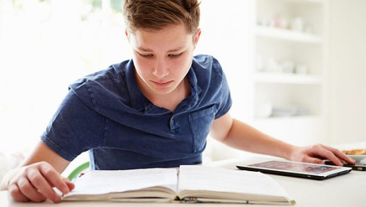 ساعت طلایی درس خواندن