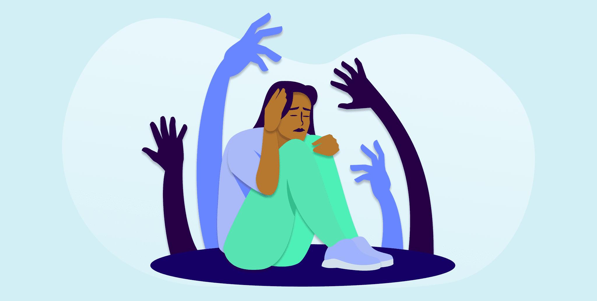درمان اختلال هراس یا پانیک چیست؟