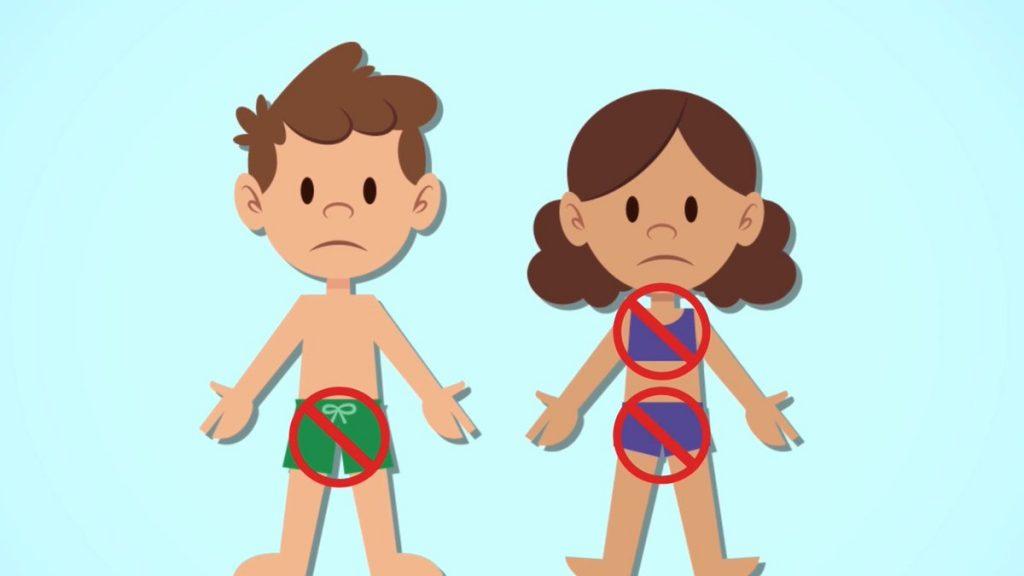 آموزش مسایل جنسی به کودکان