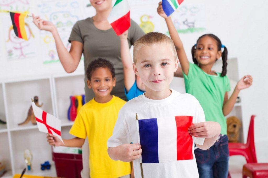 یادگیری زبان دوم در کودکان