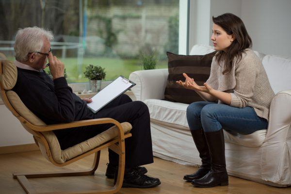 عدم مراجعه به روانشناس