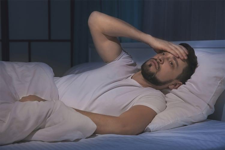 انواع مشکلات خواب