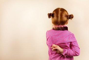چرا کودکان دروغ می گویند