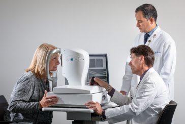 امکان تشخیص آلزایمر با اسکن ساده چشم