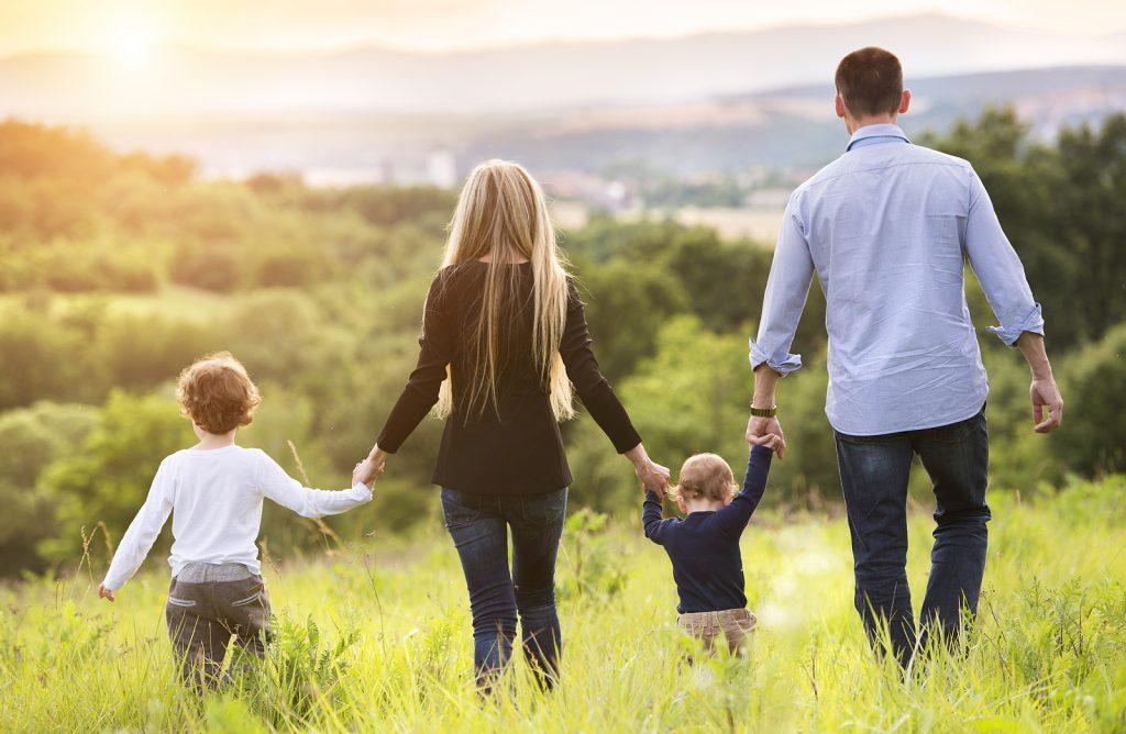 داشتن خانواده آرام