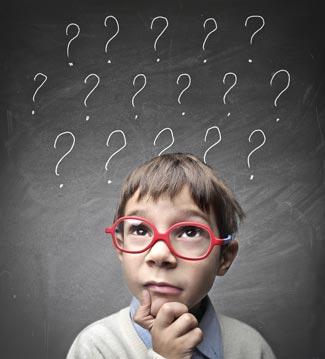 پاسخ به پرسش های جنسی کودکان