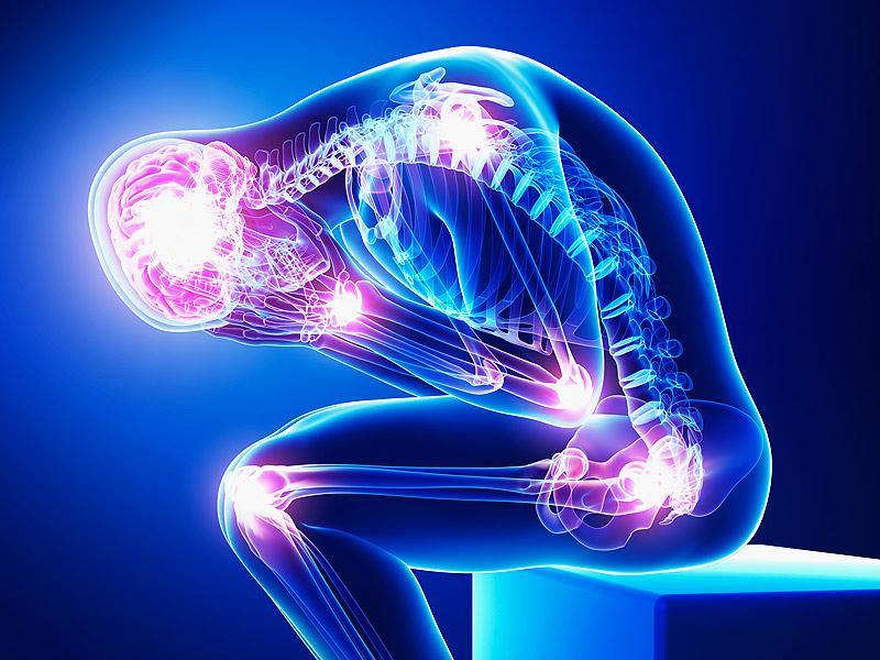 دلایل درد مزمن