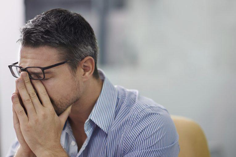 بروز احساسات در مردان