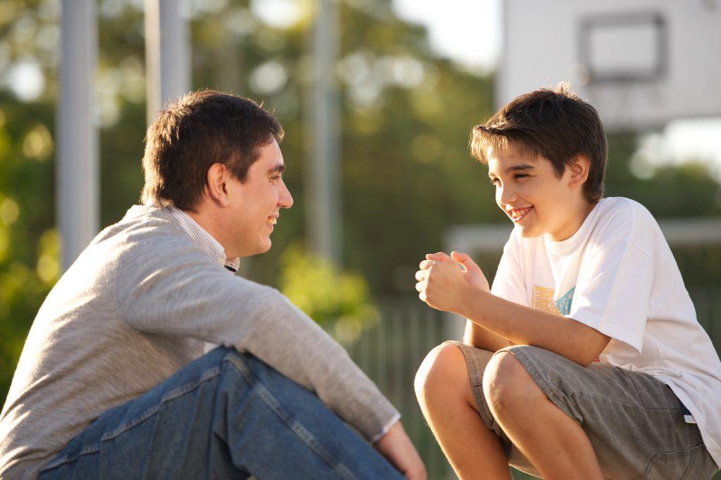 آموزش به پسران