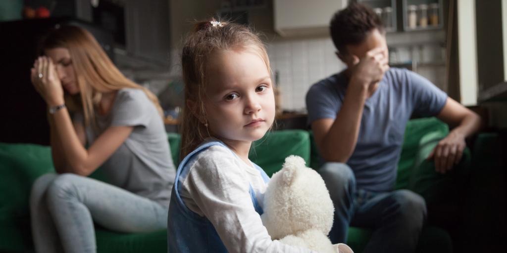 آسیب های فرزندان طلاق