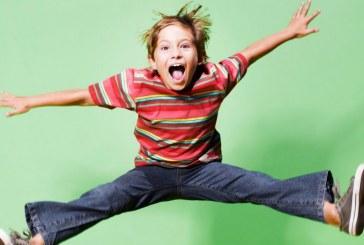 ۱۰ نکته درباره کودک بیش فعال