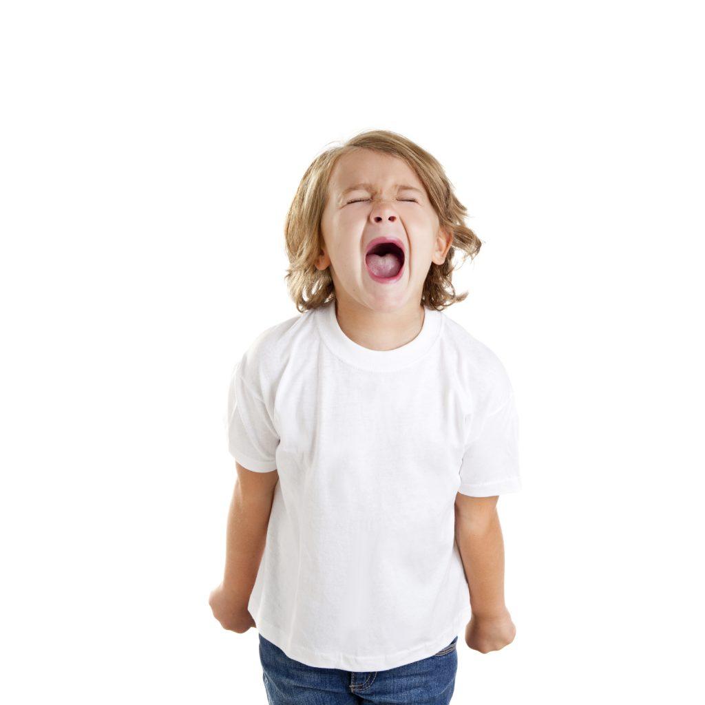 رفتار با کودک بهانه گیر