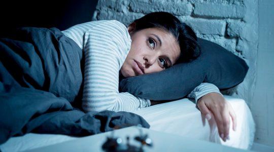 انواع اختلالات خواب