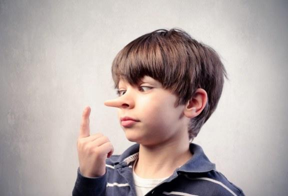 ۷ مرحله تا درمان دروغگویی کودکان