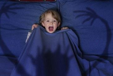 وحشت شبانه کودکان