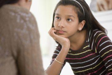 پاسخ به ۵ پرسش دختران در سن بلوغ