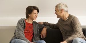 صحبت کردن با نوجوانان