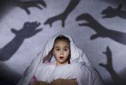 قصه درمانی برای ترس از تاریکی